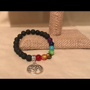 Jewelry - Yoga bracelet with charm